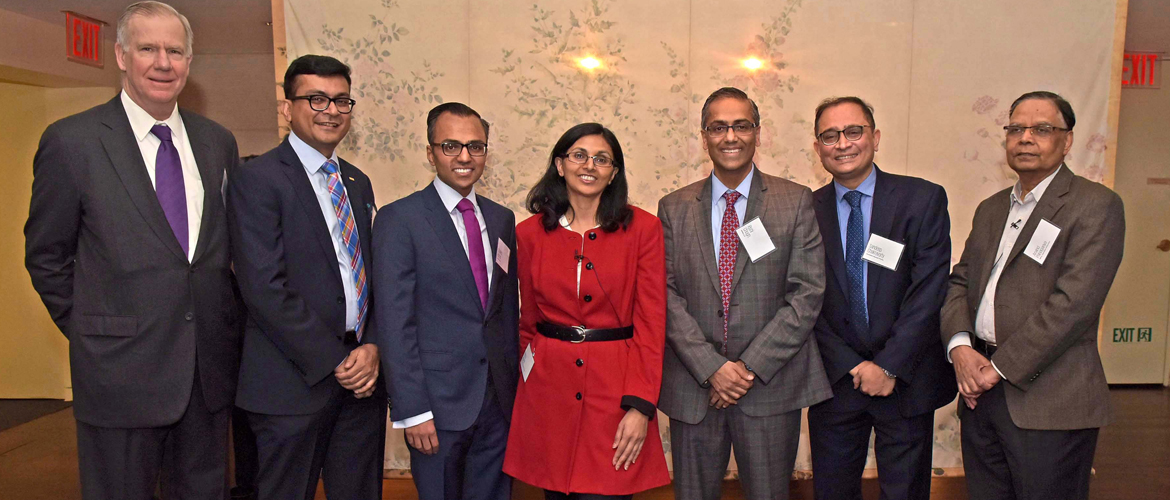 Consulate General of India, New York in association with Asia Society, KPMG and US India Business Council (USIBC) discussed the unveiling of India's upcoming budget and what's next for the economy at the 10th Edition of the Annual India Budget event – 'India Prospective 2018'  on Feb 7, 2018 at Asia Society