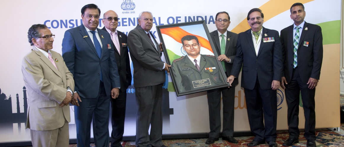 Vijay Diwas- Kargil Victory Celebration at the Consulate General of India on July 18, 2018