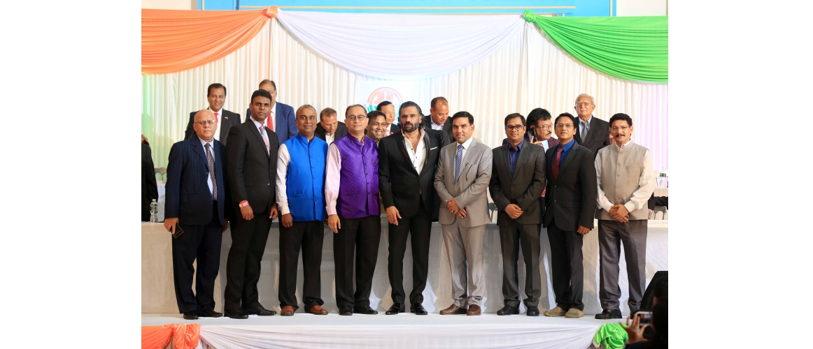 39th Gala Dinner India Independence Day Celebration by Federation of Indian Associations