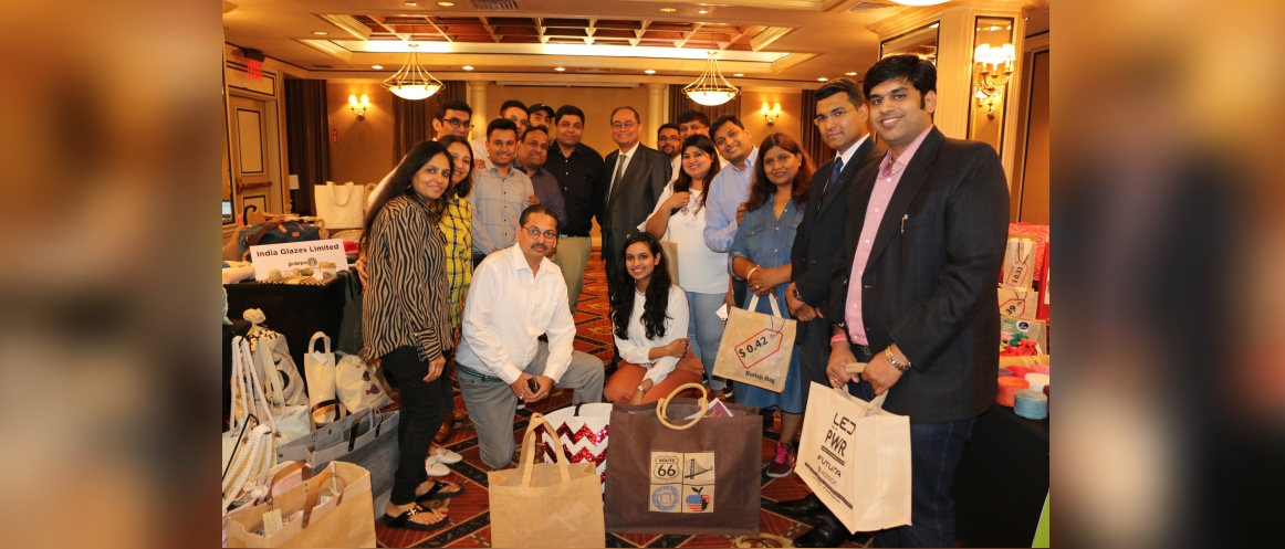 Buyer-Seller Meet with the Jute Products Development & Export Promotion Council (JPDEPC) on July 8, 2019 in New York