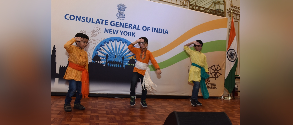 71st Republic Day Celebrations at the Consulate on January 26, 2020