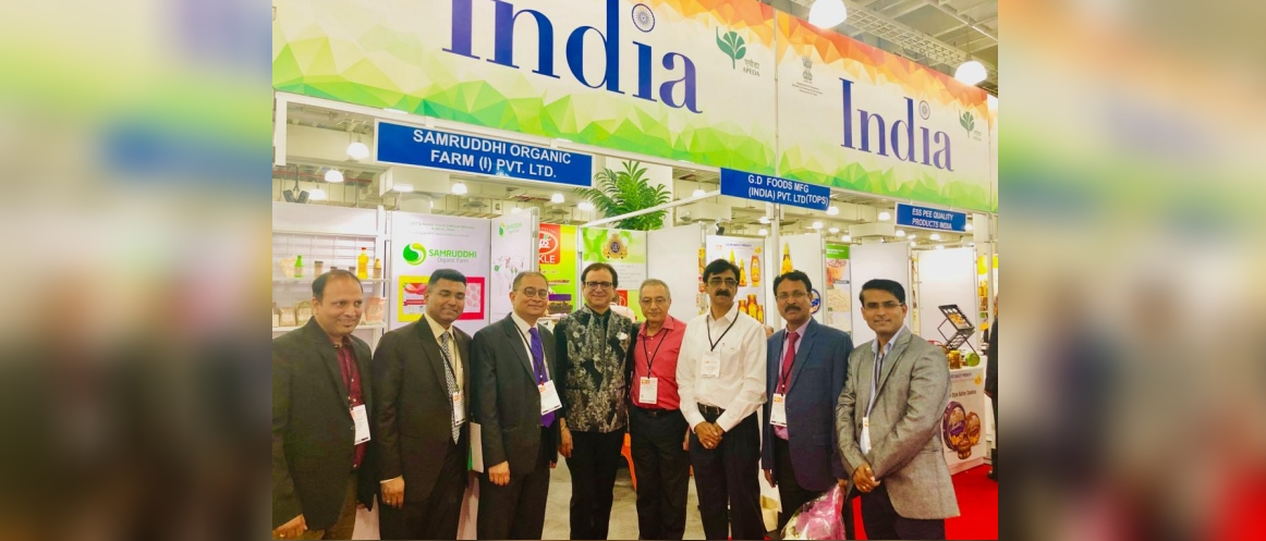 65th Summer Fancy Food Show held from June 23-25, 2019 at the Jacob Javits Convention Center, New York